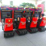 Arcade Daytona Machines Rental
