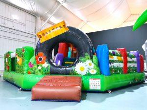 Backyard Fun Bouncy Castle Rental