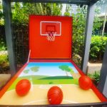 Basketball Carnival Game Rental