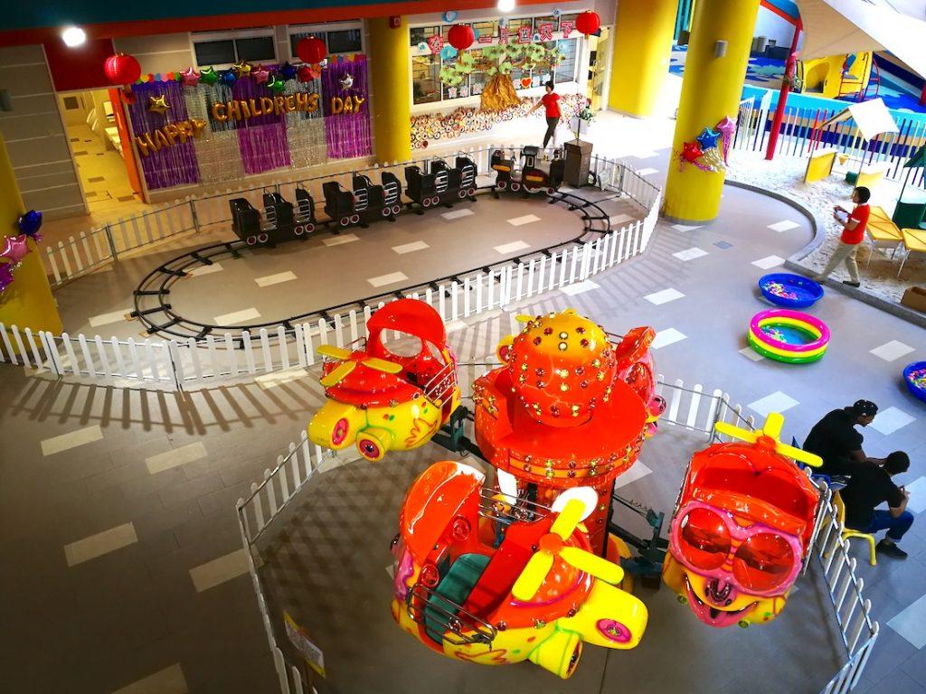 Carnival Rides Rental Singapore