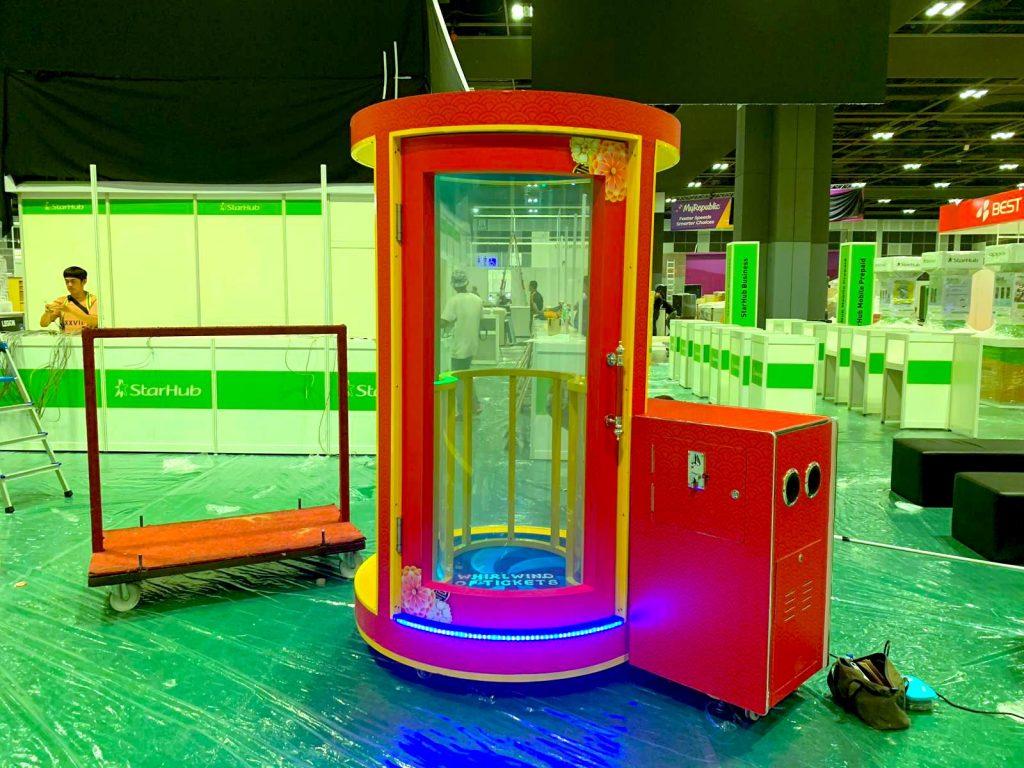 Cash Flow Arcade Machine Rental