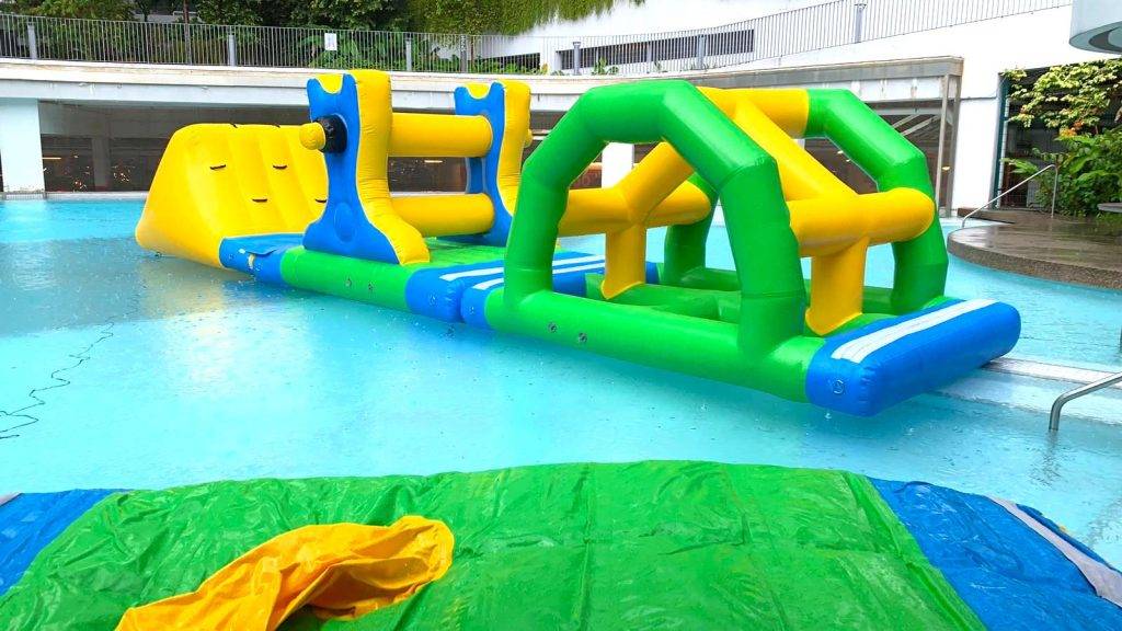 Cheap Water Obstacle Course Rent