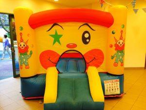 Clown Bouncy Castle Rental Singapore