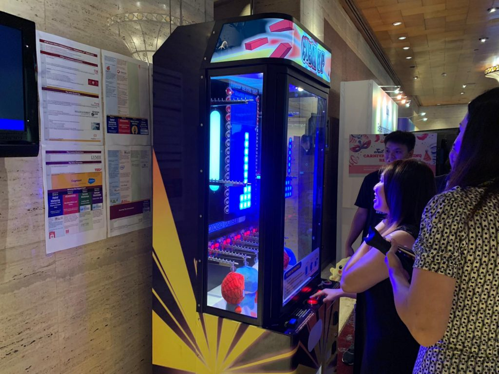 Cubix Up Arcade Rental