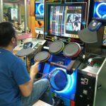 Drum Mania Arcade Machine Rental Singapore