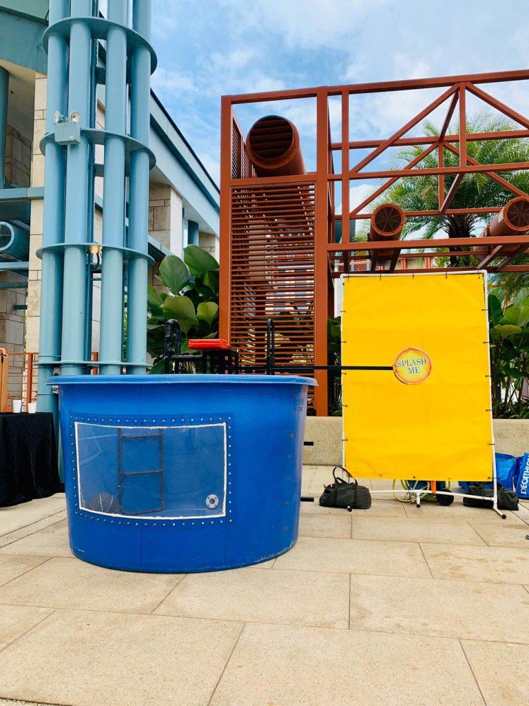 Dunking Tank Rental Singapore