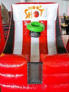 Inflatable Basketball Game Stall Rental