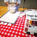 Live Dragon Beard Candy Station