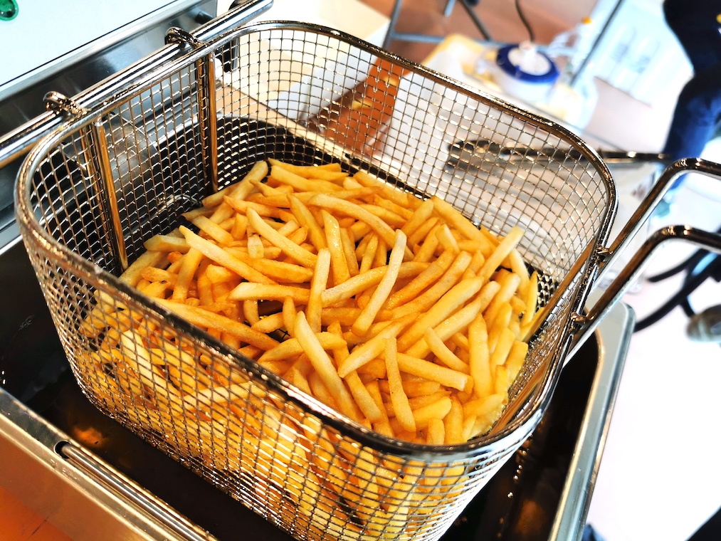 Live Fries Station for Hire