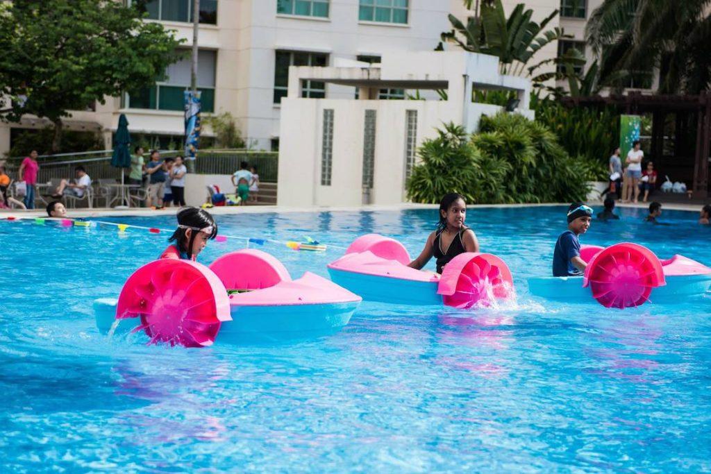 Pool ride rental singapore