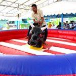 Rodeo Bull Ride Rental