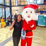 Roving Santa Claus