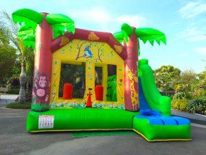 Safari World Bouncy Castle Rental