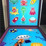 Shoot the Alien Game Stall Rental Singapore