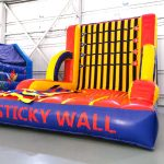 Sticky Wall Inflatable Game Rental