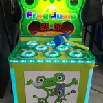 Whack a Frog Arcade Machine Rental