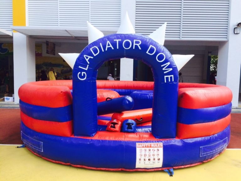 gladiator dome Inflatable Game Rental