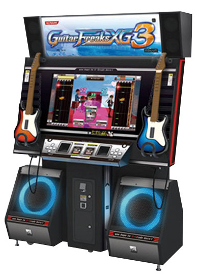 guitar freaks XG 3 Arcade Machine