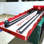 Roller Bowler Carnival Game Booth Rental