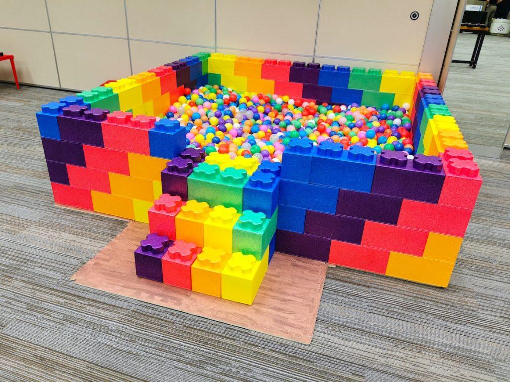 Cheap Lego Ball Pit Rental