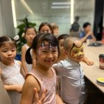 Kids Face Painting for Hire Singapore