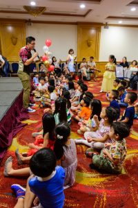 Party Magician in Singapore
