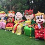 Chinese New Year Mascot Rental 1