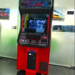 Crisis Zone Arcade Machine Rental Singapore