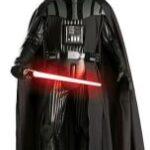 Dark Force Mascot Costume Rental