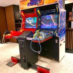 Time Crisis 2 Arcade Rental