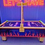 Air Hockey Table Arcade Game Rental Singapore