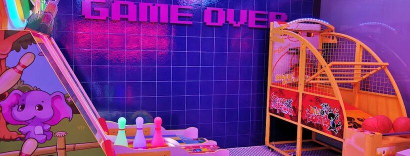 Arcade Gaming Corner Set up Singapore