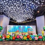 Balloon Stage Decorations Singapore