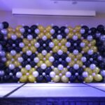 Grand Stage Balloon Backdrop