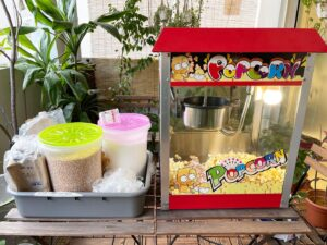 Popcorn for hire in singapore