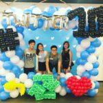 Twitter Balloon Decorations