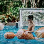 Water Inflatable Game for Rent