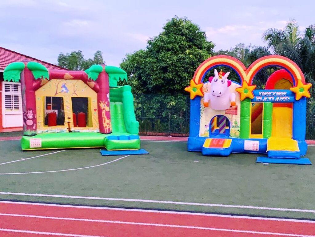 Bouncy Castles Rental in Singapore