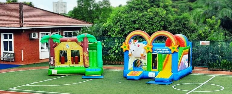 Bouncy Castles for Rent in Singapore