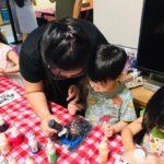 Kids Window Paint Art Activity