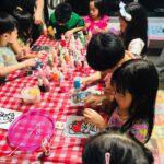 Window Paint Art for Kids Party Singapore