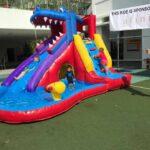 Crocodile Splash Bouncy Castle Rental Singapore