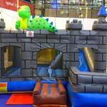 Dino Castle Bouncy Castle Rental Singapore