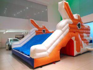 Dragon playground inflatables rental