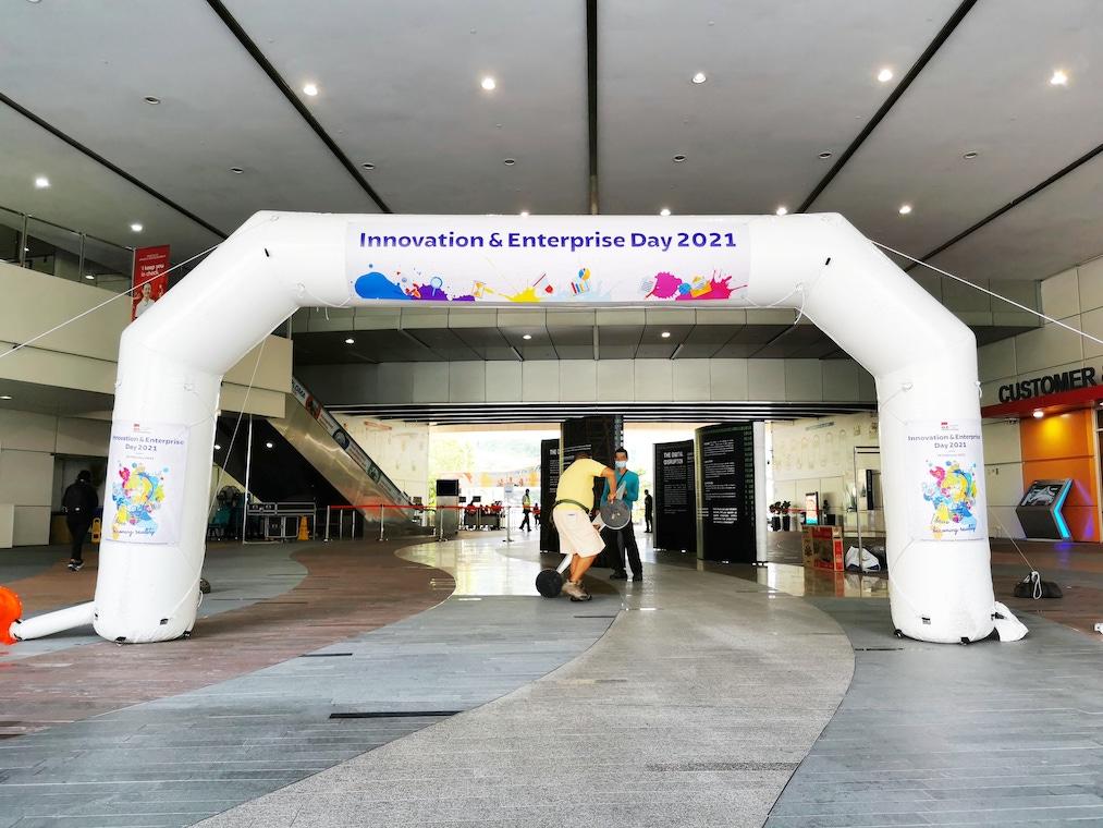 Large Inflatable Arch Decoration Singapore