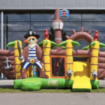 Pirate Inflatable Playground