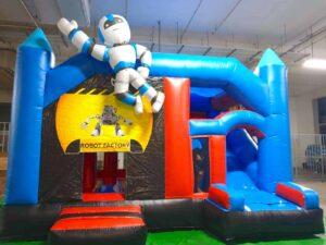 Robot Factory Bouncy Castle Rental Singapore