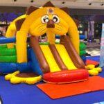 Sunshine Lion Bouncy Castle Rental Singapore