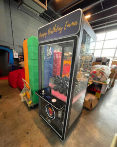 Customised Claw Machine Supplier in Singapore