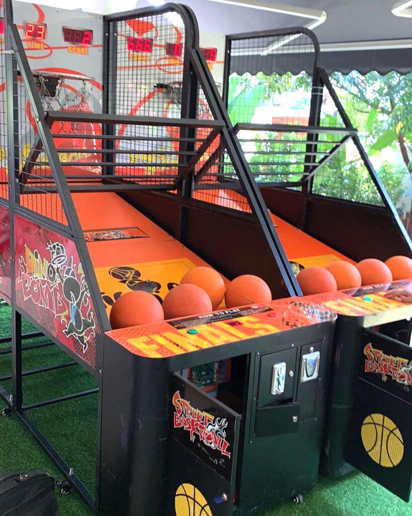 Arcade Basketball Machine Rental Singapore